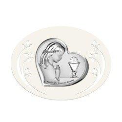 Obrazek Srebrny Pamiątka I Komunii 6528PA