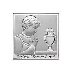 Obrazek Srebrny Pamiątka I Komunii 6568O