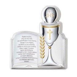 Obrazek Srebrny Pamiątka I Komunii 81422