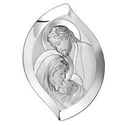 Obrazek Srebrny Święta Rodzina 6406