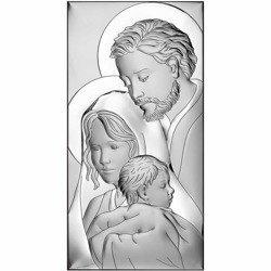 Obrazek Srebrny Święta Rodzina 6474