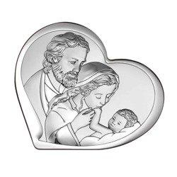 Obrazek Srebrny Święta Rodzina 6514
