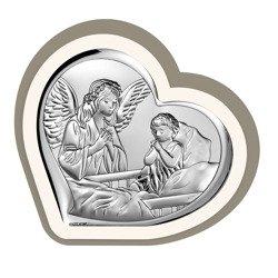 Obrazek srebrny Anioł Stróż 6512CC