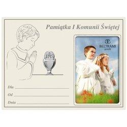 Panel Srebrny Pamiątka I Komunii 1163NO