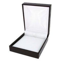 Pudełko skórzane brązowe 8x7cm PDH-6/A21