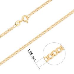Złoty Łańcuszek pr. 585 Pancerka 035 ZL024