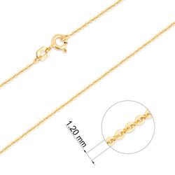 Złoty Łańcuszek pr. 585 Rolo 020 ZL021