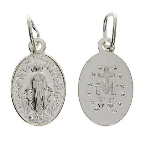 Bransoletka Zawierzenia Maryi - Niewolnictwa Maryi srebro pr. 925 BNM03