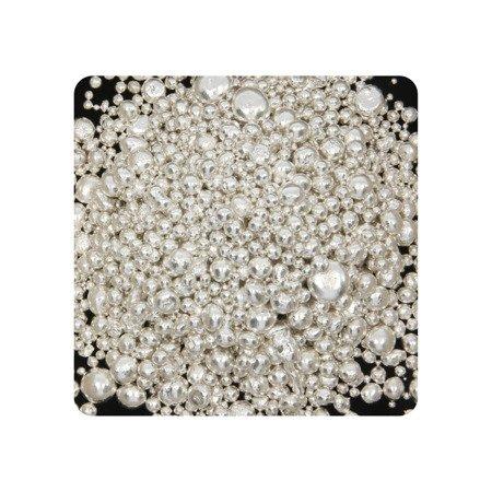 Granulat srebrny pr. 999,9 czysty, opakowanie 1g