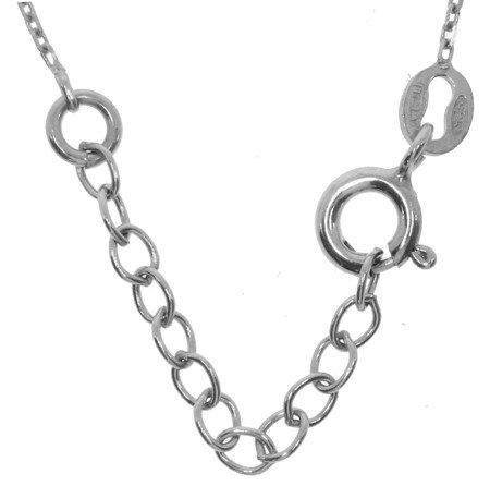 Łańcuszek celebrytka - KÓŁKO PEŁNE KOŁO srebro pr 925 CEL30