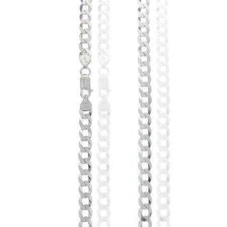 Łańcuszek srebrny pr. 925 pancerka 6,5 mm 1,5 mm GPXL150 6L