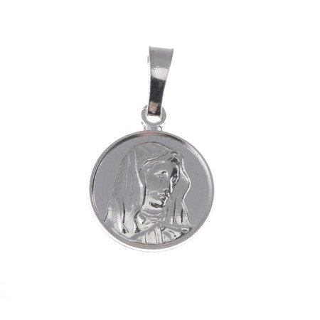 M55 Medalik srebrny - Matka Boska Bolesna