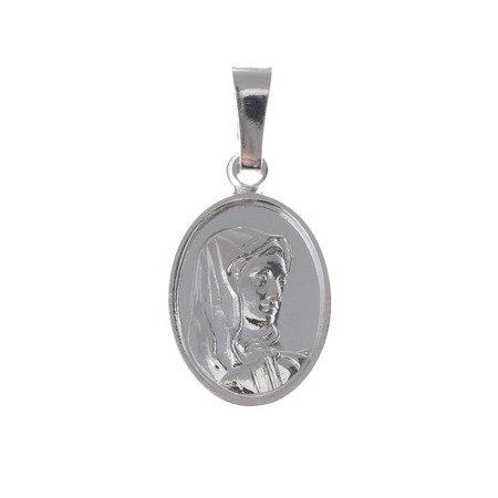 M56 Medalik srebrny - Matka Boska Bolesna