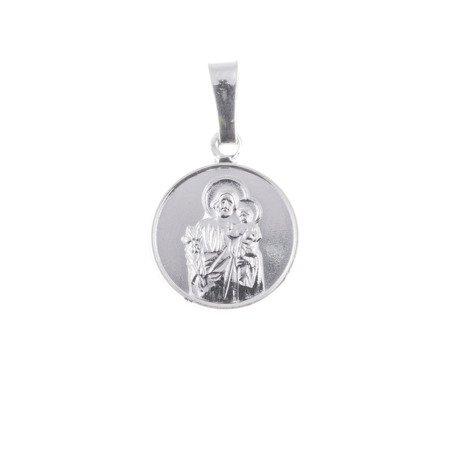M92 Medalik srebrny - Święty Józef