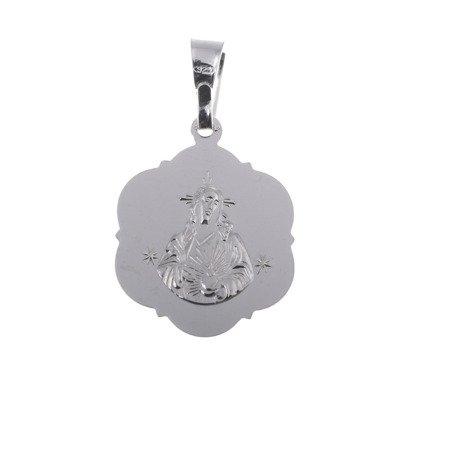 M97 Medalik srebrny - Matka Boska Nieustającej Pomocy