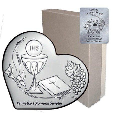 Obrazek Srebrny Pamiątka I Komunii 6685S