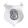 Ryngraf srebrny 925 Matka Boża Ostrobramska R10